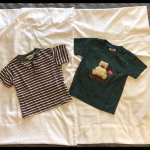 Two Toddler's Pullovers